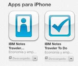 Lotus-Traveler-Apps